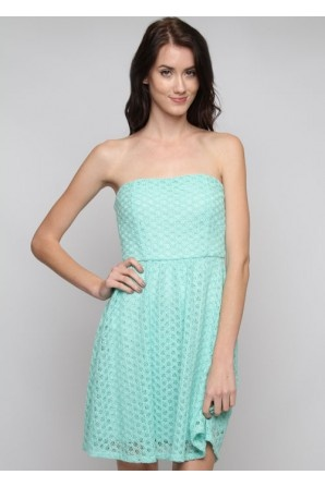 salediem.com Everything summer!summer pricing-FREE shipping! LACE TUBE DRESS WITH BACK ZIPPER