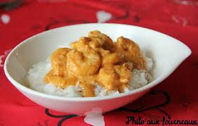 Résultats de recherche d'images pour «curry crevettes»
