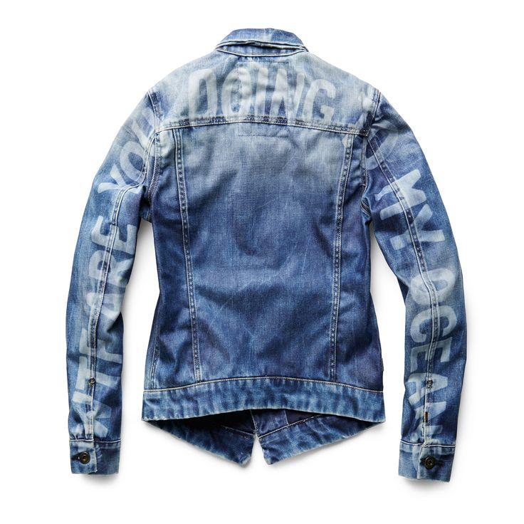The Occo 3301 Jacket