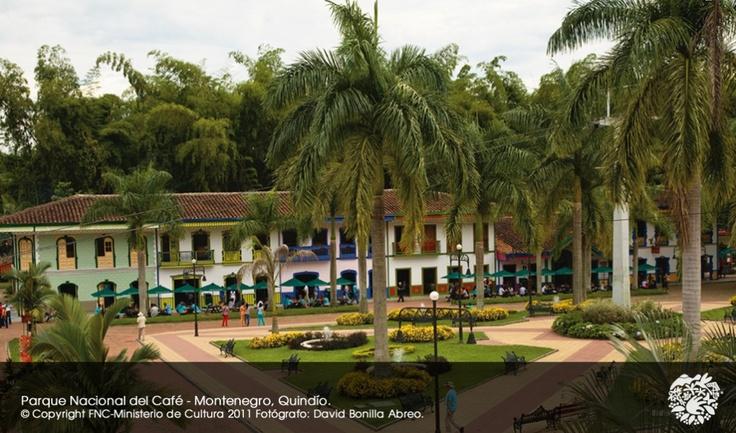 PARQUE NACIONAL DEL CAFÉ. MONTENEGRO - QUINDIO