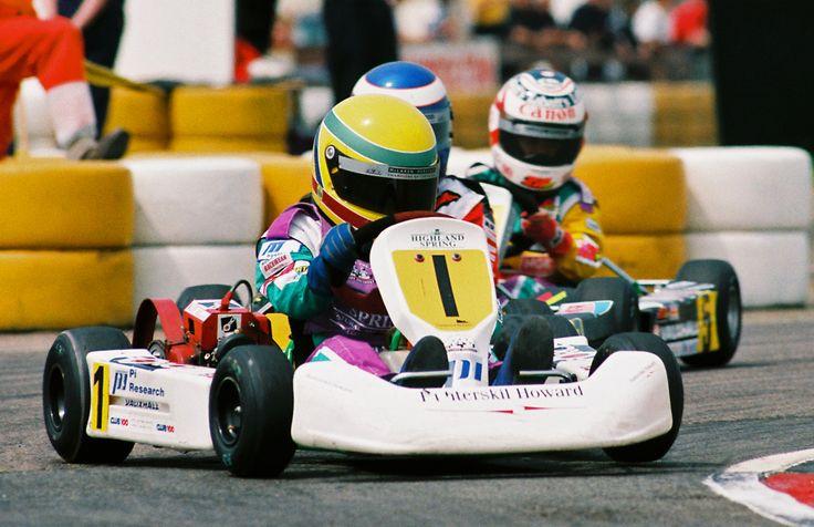 Comer Cadet, Kimbolton, Lewis Hamilton, © Formula Kart Stars