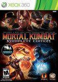 Mortal Kombat Komplete Edition - Xbox 360, Multi, 1000276113