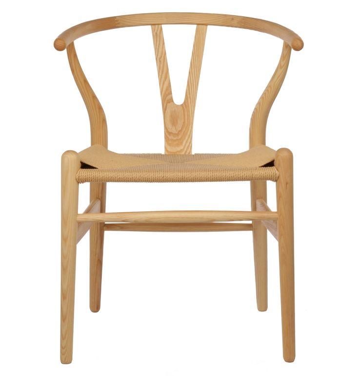 The Matt Blatt Replica Hans Wegner Wishbone Chair Ash/Beech/Black/Colours - PREMIUM - Matt Blatt
