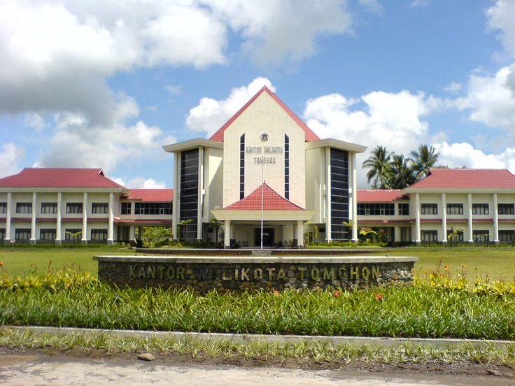 Kantor Walikota Tomohon