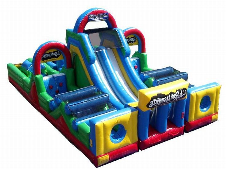 Find Adrenaline Rush Ii Obstacle Course? Yes, Get What You Want From Here, Higher quality, Lower price, Fast delivery, Safe Transactions, All kinds of inflatable products for sale - East Inflatables UK