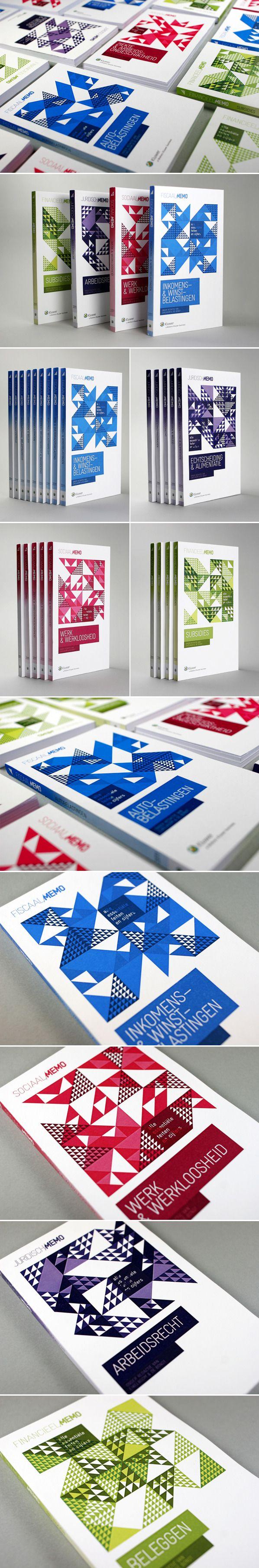 Kluwer Memo's / Cover Design