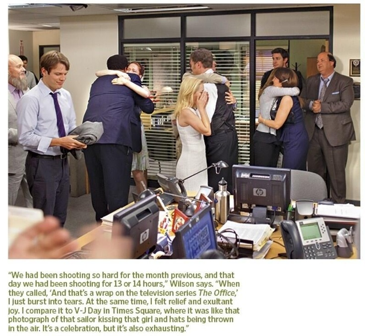 The Office finale <3