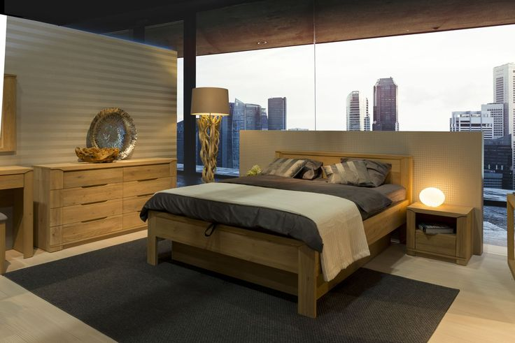 Oleo bedroom - designed by Klose #bedroom #SweetSleep #WoodenFurniture