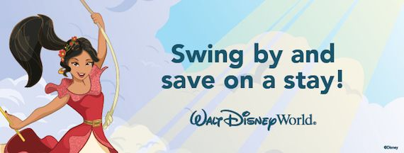 Save Up to 25% on Rooms at Select Walt Disney World Resorts