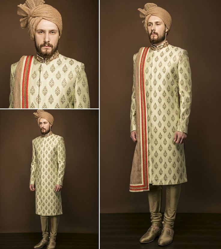 Men's Classy wedding dresses - Indian chic wedding dresses in Noida | Puneetandnidhi.com #WeddingDresses #MensSherwani #WeddingSherwani Contact us : Mobile No. 9350301018 Email:- designlablotus@gmail.com http://puneetandnidhi.com/nehru-jacket-concepts/