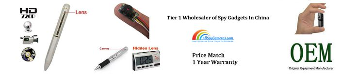 Wholesale Spy Cameras From China