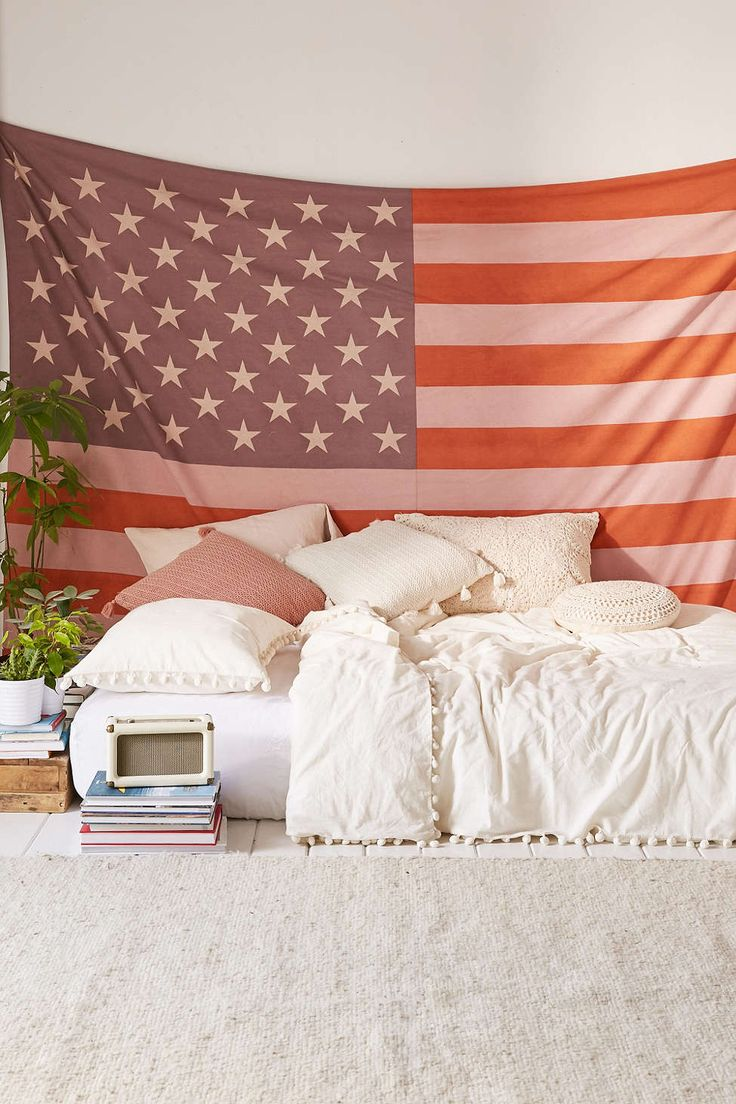 American Flag Tapestry - Urban Outfitters