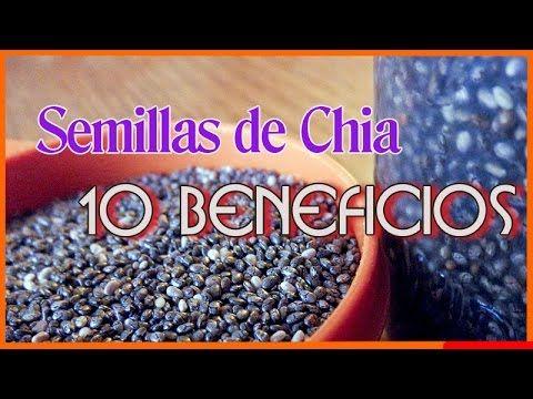 La Semilla De Chia - Los 10 Mejores Beneficios para la Salud de la Semil...