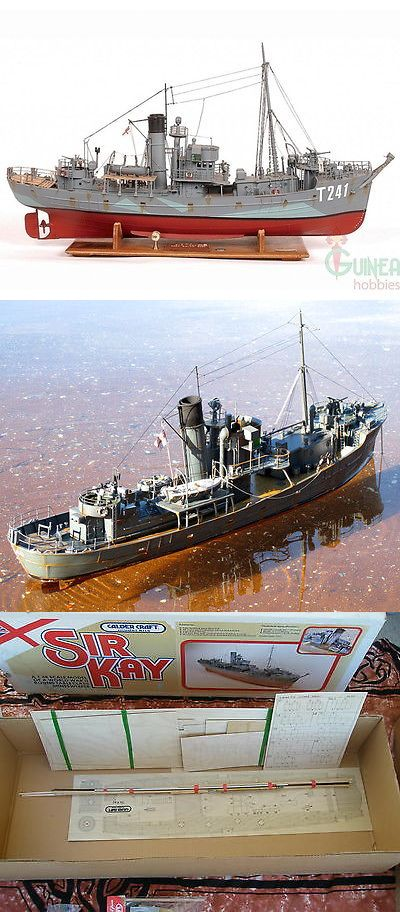 Other Boat Ship Models and Kits 4248: Top Quality, Well-Crafted Caldercraft Wooden Ship Kit: The Sir Kay -> BUY IT NOW ONLY: $529 on eBay!