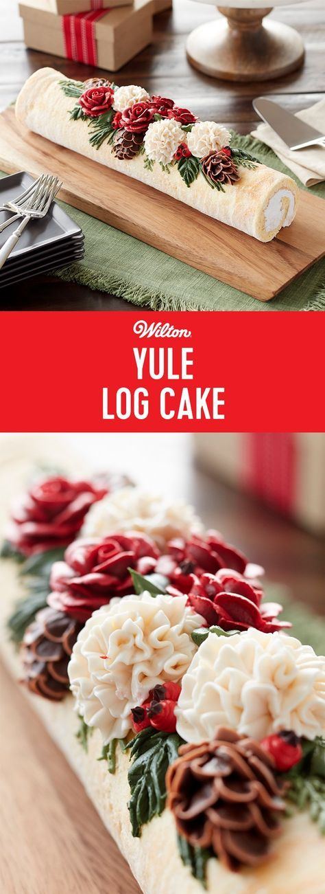 Traditional Yule Pastries