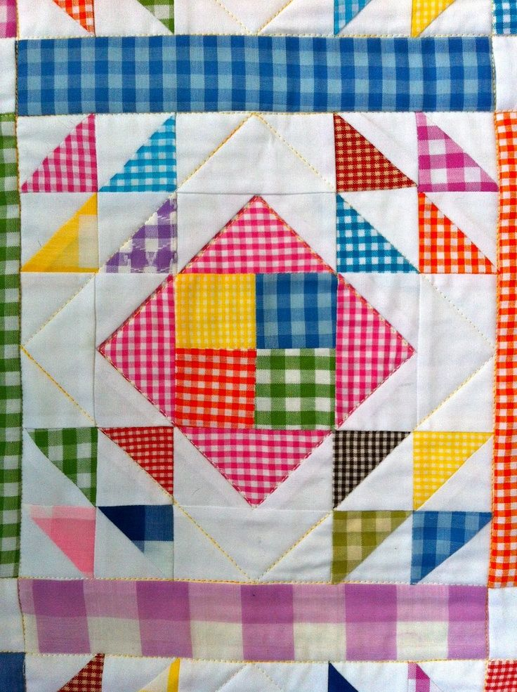 pattern design inspiration gingham blocks love this idea great rh pinterest com