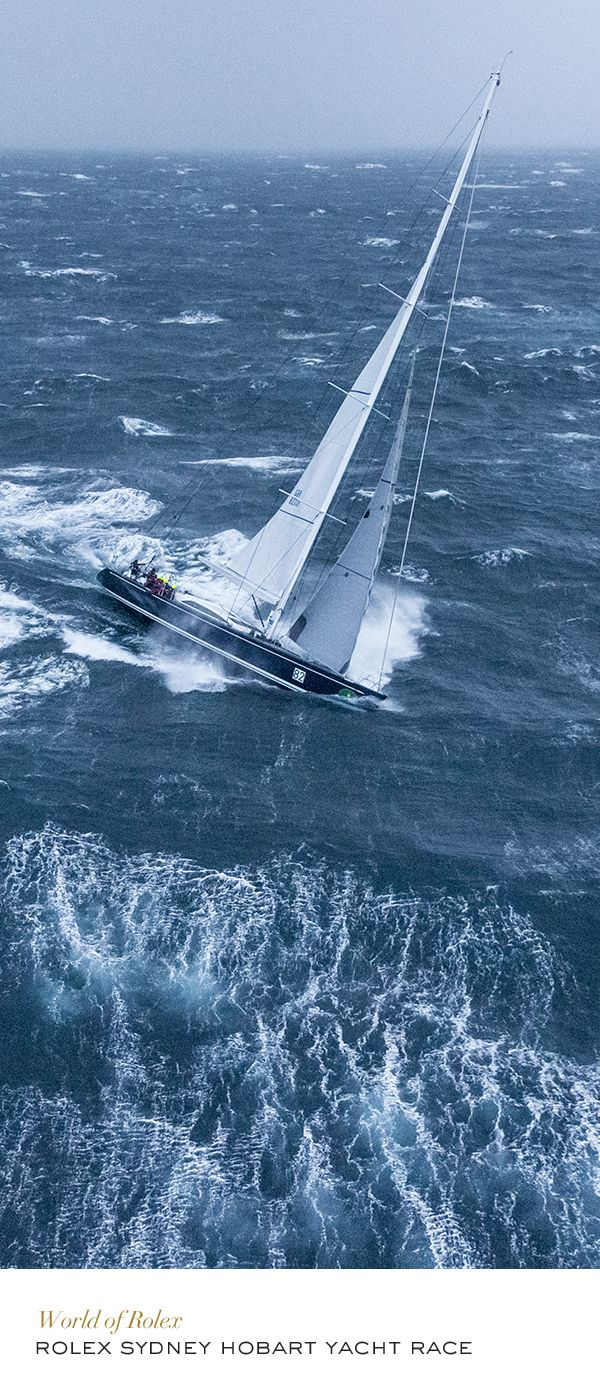 2013 Rolex Sydney Hobart Yacht Race. #Yachting #RolexOfficial