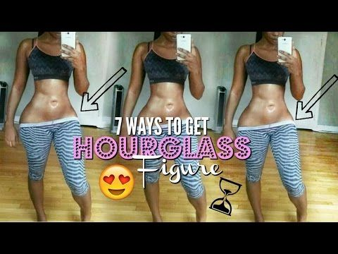 ❤️ How To Get A Flat Stomach and Bigger Butt | 4 Workouts To Flatten Your Belly & Grow Bigger Butt - YouTube