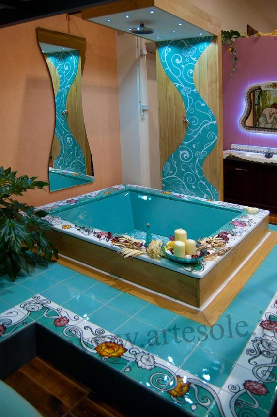 Oltre 1000 idee su vasca da bagno doccia su pinterest bagni grigi vasche doccia e bagno con tenda - Vasche da bagno da sogno ...