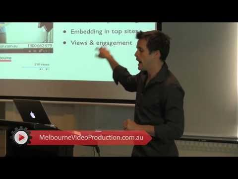"""This video clip is the continuation of David Jenyns' guide in syndicating web video content in YouTube. Here he teaches about creating hubs and channels to organize and share your videos.  Need help in organizing your videos, visit us at http://www.melbournevideoproduction.com.au/video-production-in-melbourne/custom-web-videos/"""
