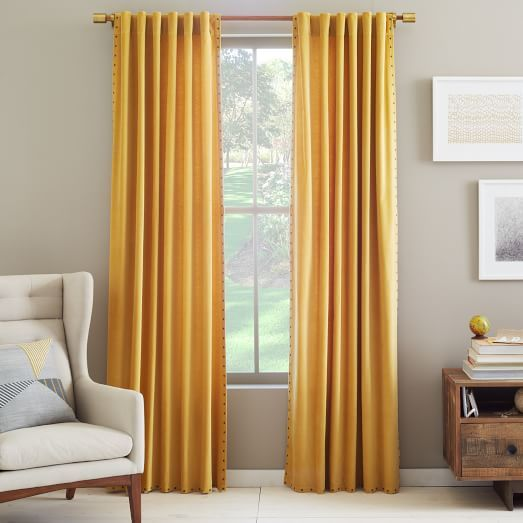 23 Gold Curtains Diversity In Use: 23 Best Blue And White Curtains Images On Pinterest