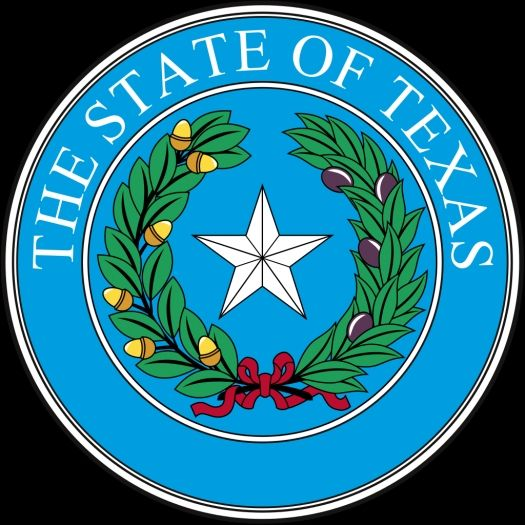 Texas State Seal small
