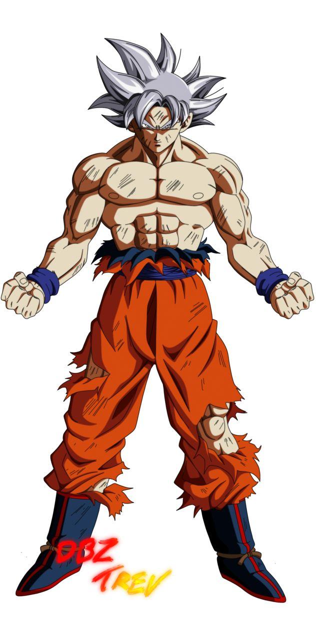 Goku Mastered Ultra Instinct by DBZTrev
