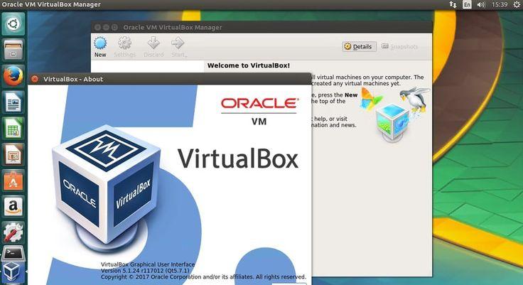 Install VirtualBox 5.1.24 on Ubuntu, Linux Mint & CentOS 7