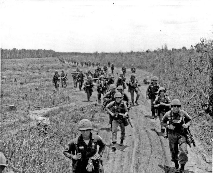 Outline of the Vietnam War