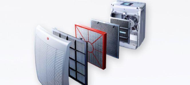 Díky šestistupňovému filtračnímu systému zaručuje Lux Aeroguard kompletní filtraci škodlivých částic ze vzduchu. Nezáleží na tom, zda je to prach, pyly, pachy nebo viry, pro každý typ znečištění vzduchu má Lux Aeroguard vhodný filtr.