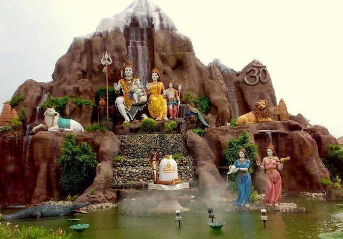 Lord Shiva & family!