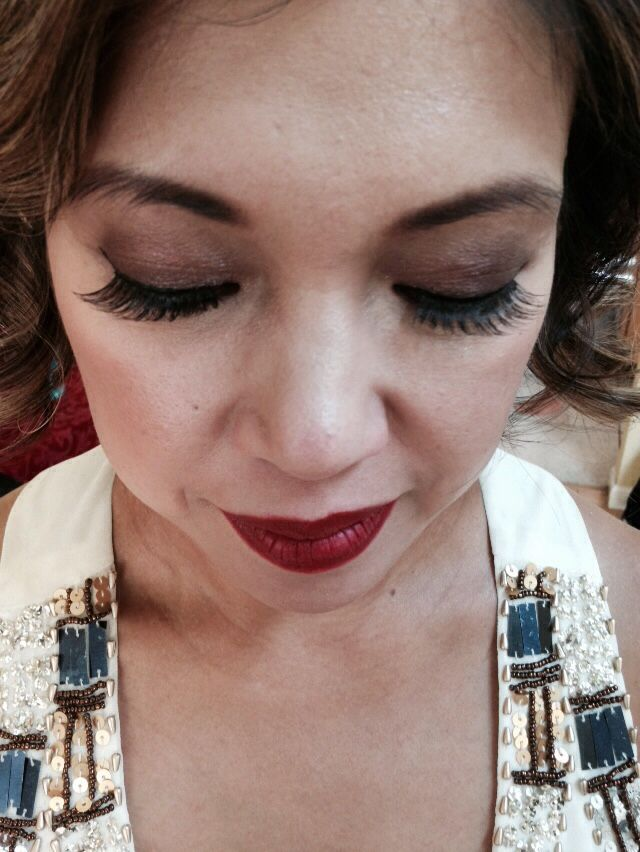 Wedding Day Makeup Before And After : Makeup and hair My makeup and hairstyles portfolio ...