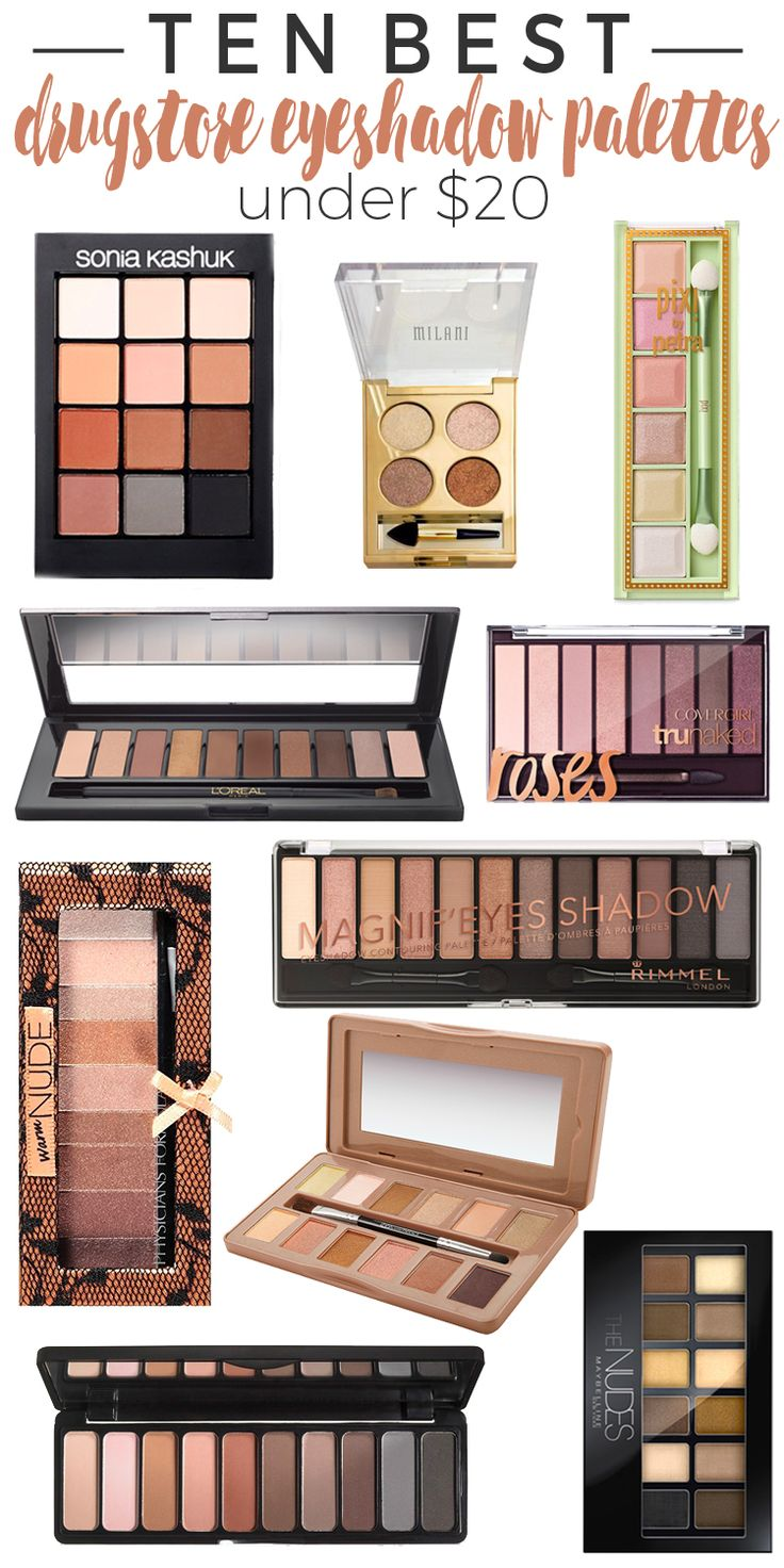 Best 25+ Best drugstore eyeshadow ideas on Pinterest ...