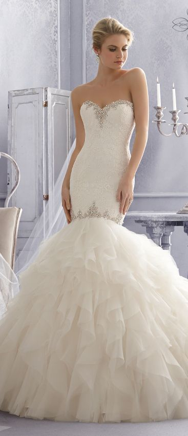 Mori Lee by Madeline Gardner Fall 2014 | bellethemagazine.com