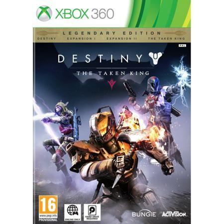 Destiny: The Taken King. Legendary Edition Игра для Xbox 360  — 3699 руб. —  Destiny: The Taken King – следующая захватывающая глава в истории мира Destiny, с новой сюжетной кампанией и заданиями, новыми противниками, неисследованными уголками мира, новыми страйками (Strike) и картами для онлайн-режима Crucible, с уникальным и полным опасностей Рейдом, и многим другим. Справиться с грядущими испытаниями игрокам помогут три новых подкласса Стражей, а также колоссальный арсенал оружия, брони и…