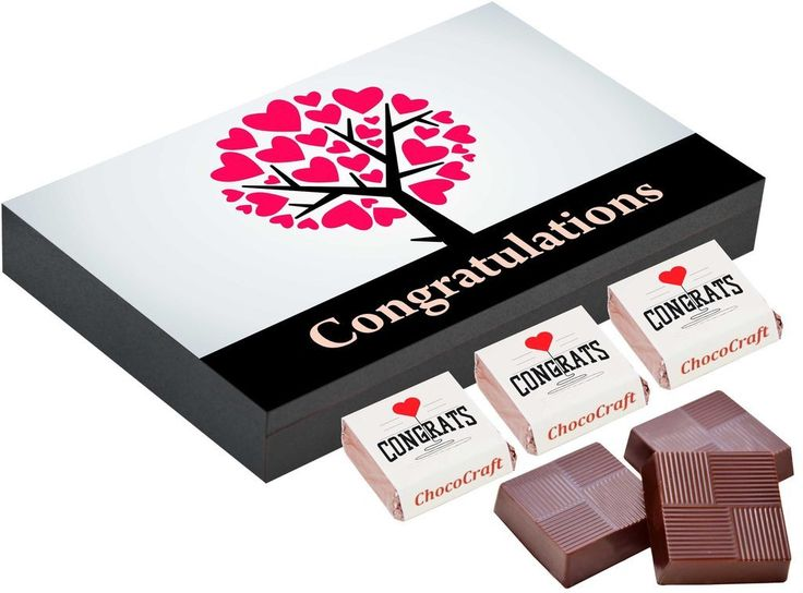 congratulations gifts for her | christmas chocolates