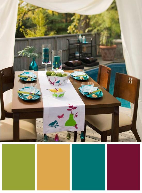 317 best color schemes images on pinterest | colors, colour
