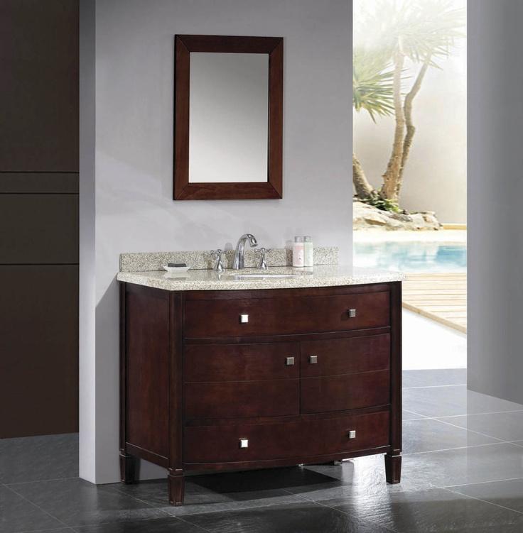 Best Single Bathroom Vanities Images On Pinterest Bathroom