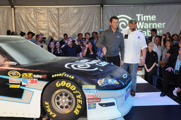 Unveil Of Kasey Kahne Time Warner Cable NO.5 Chevrolet