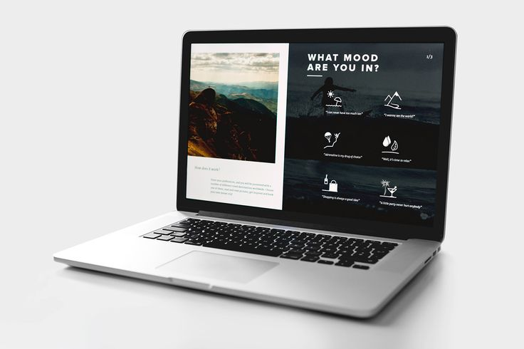 Xplore is a concept for how I think travel websites should be: helpful…