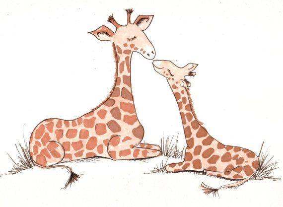 video uber giraffen