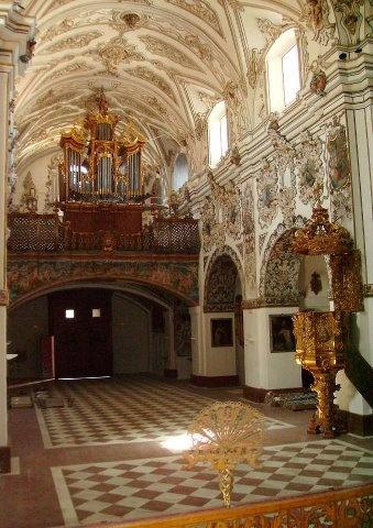 Iglesia de la Limpia Concepción de Nuestra Señora. Écija.