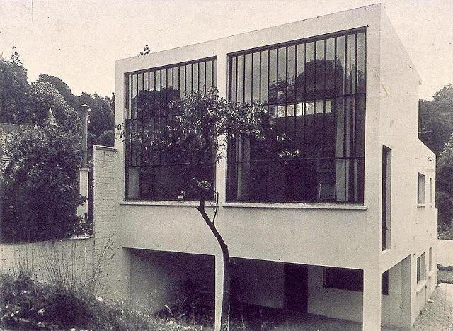Theo van Doesburg - Maison Van Doesburg, Meudon-Val-Fleury, 1930…