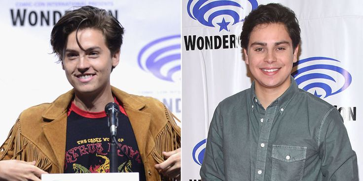 Cole Sprouse and Jake T. Austin Had the Most Adorable Disney Channel Mini-Reunion