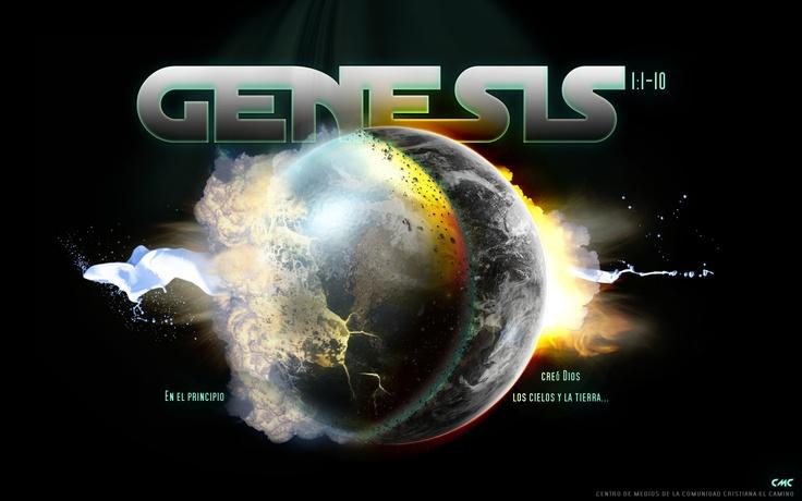 Génesis 1:1-10