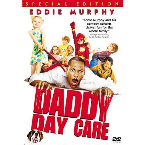 Daddy Day Care (DVD, 2003) Eddie Murphy Jeff Garlin Regina King Special Edition #daddydaycare