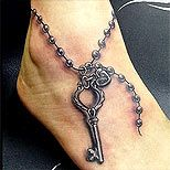 Bracelet Tattoo Designs   ankle tattoos the ankle tattoo is one of the most popular among women ...