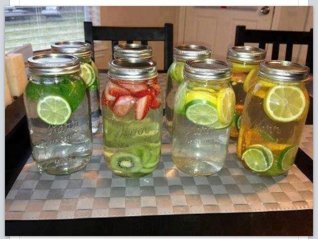 Save This! Which Infused Water To Drink For Body Health #Health #Fitness #Trusper #Tip