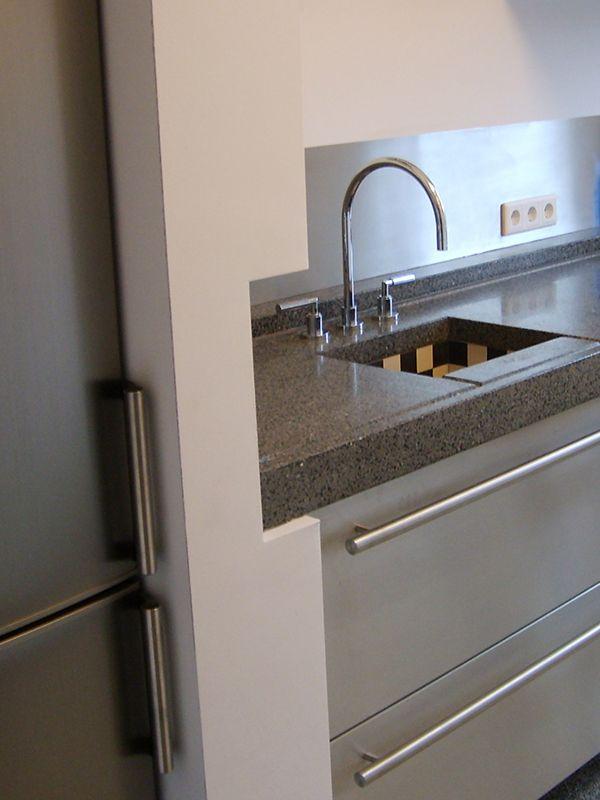 25 beste idee n over granieten aanrecht op pinterest keuken granieten aanrecht graniet en - Granieten werkblad keuken ...