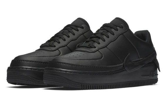 Nike Air Force 1 Jester XX Triple Black Coming Soon